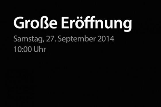 Apple Store Hannover: Große Eröffnung am 27. September