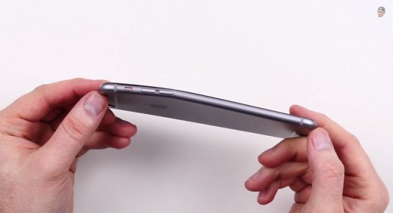 iPhone 6 Plus: Apple tauscht gebogene Geräte kostenlos aus