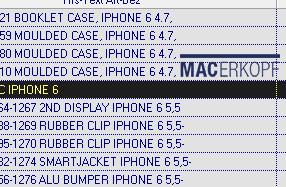 iPhone 6 Zubehör: Media Markt listet Gadgets für 4.7 und 5.5 Zoll