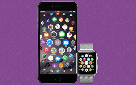 "iOS 9: Apple Watch ""Homescreen"" auf dem iPhone als Download?"