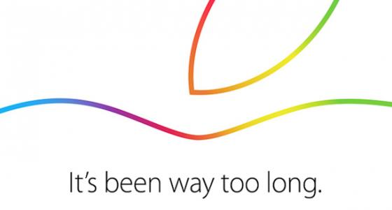 Apple Keynote am 16. Oktober offiziell angekündigt