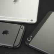 iPad Air 2 Konzept im iPhone-6-Design gesichtet