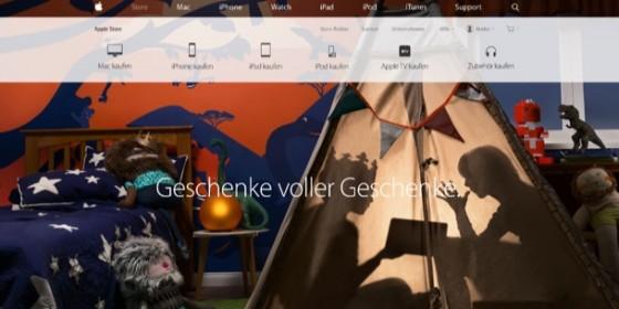 Apple Online Store: Bestellfristen für iPhone, iPad & Co. zu Weihnachten