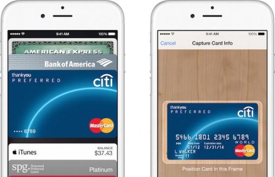 Apple Pay: 2015 mit vielen weiteren Partnern