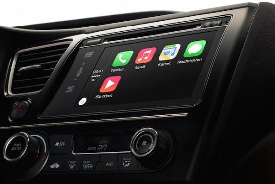CarPlay: Apple Spezifikationen für MFI-Lizenzen