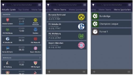 App Store: Microsoft veröffentlicht 5 neue Apps - Sport Nachrichten, Fitness und mehr