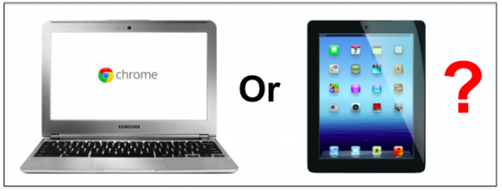 Apple vs. Google: iPad und iPhone weiterhin vorne im Bildungssektor