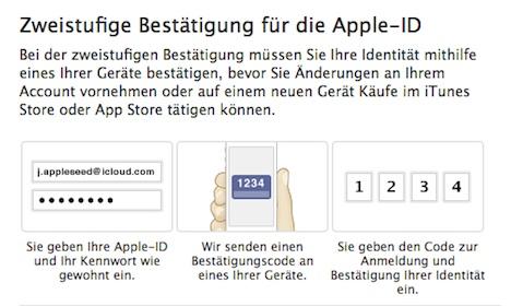 iPhone & iPad: 2-Faktor-Authentifizierung ist nicht konsequent genug