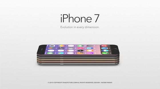 iPhone 7 Konzept: Saphirglas, 4K Kamera und A10-Chipsatz