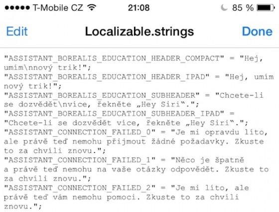 Siri bekommt Polnisch, Tschechisch und Slowakisch beigebracht