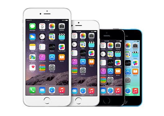 iPhones & Co.: 24.6 Millionen verkaufte Smartphones 2015 in Deutschland