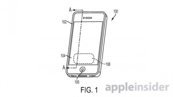 iPhone Touch ID: Neues Patent integriert Touch ID ins Display