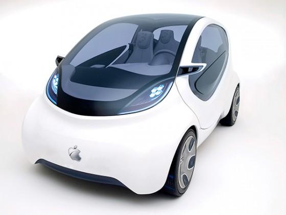 Apple iCar: Marke und Logo für Fahrzeuge geschützt
