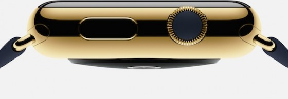 Apple Watch Edition (Gold): Einstündige Anprobe & 24/7 Support