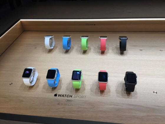 Apple Watch: Bandwechsel bei Anprobetermin nicht erlaubt
