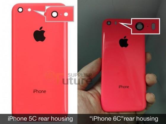 iPhone 6C: Vermeintliche Fotos des Smartphones aufgetaucht