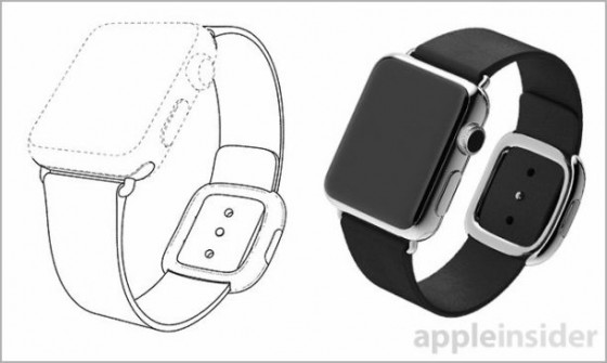 Apple Watch: FCC erteilt Freigabe, Apple patentiert Lederarmband