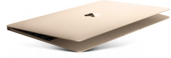 Neues 12 Zoll MacBook optional auch mit 1.3 GHz CPU
