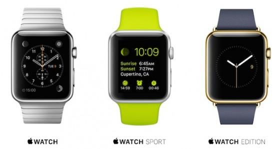 Apple Watch: Vorbestellungen werden für Versand vorbereitet
