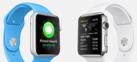 Apple Watch: Release in weiteren Ländern Ende Juni