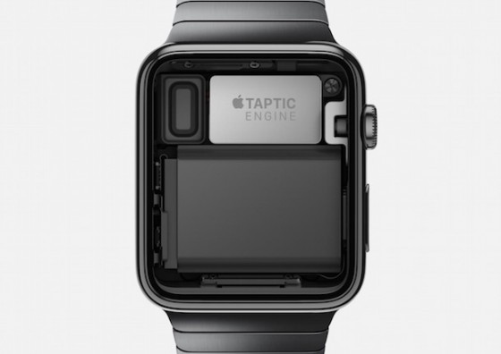 Apple Watch: Taptic Engine sorgt für Lieferprobleme