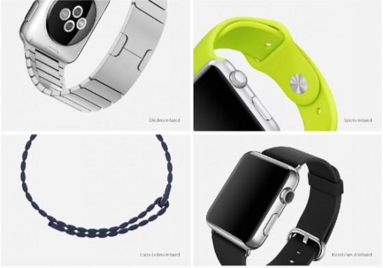 Apple Watch Armbänder: Lieferzeit verbessert sich langsam