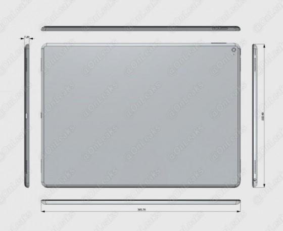 iPad Pro mit 12.9 Zoll soll flexiblen Touchscreen erhalten